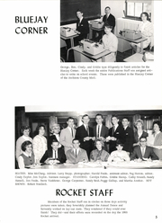 Page 9, 1965 Edition, Rock Port High School - Bluejay Yearbook (Rock Port, MO) online yearbook collection