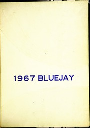 1967 Edition, Rock Port High School - Bluejay Yearbook (Rock Port, MO)