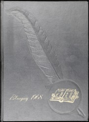 1968 Edition, Rock Port High School - Bluejay Yearbook (Rock Port, MO)