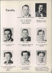 Page 13, 1958 Edition, Jasper High School - Eagle Yearbook (Jasper, MO) online yearbook collection