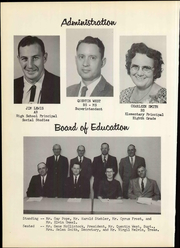 Page 12, 1962 Edition, Jasper High School - Eagle Yearbook (Jasper, MO) online yearbook collection