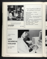 Page 122, 1986 Edition, Linn High School - Wildcat Yearbook (Linn, MO) online yearbook collection