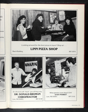 Linn High School - Wildcat Yearbook (Linn, MO) online yearbook collection, 1986 Edition, Page 123