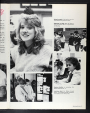 Linn High School - Wildcat Yearbook (Linn, MO) online yearbook collection, 1986 Edition, Page 13