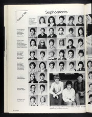 Linn High School - Wildcat Yearbook (Linn, MO) online yearbook collection, 1986 Edition, Page 88