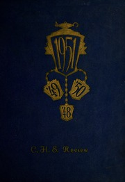 1951 Edition, Crane High School - CHS Yearbook (Crane, MO)