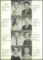 Page 14, 1957 Edition, Smithton High School - Echo Yearbook (Smithton, MO) online yearbook collection