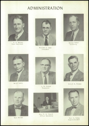 Page 7, 1958 Edition, Smithton High School - Echo Yearbook (Smithton, MO) online yearbook collection