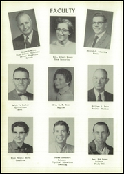 Page 8, 1958 Edition, Smithton High School - Echo Yearbook (Smithton, MO) online yearbook collection