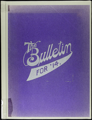 1914 Edition, Greenfield High School - Bulletin Yearbook (Greenfield, MO)