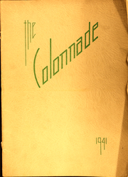 1941 Edition, McBride High School - Colonnade Yearbook (St Louis, MO)