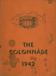 1942 Edition, McBride High School - Colonnade Yearbook (St Louis, MO)