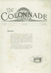 Page 3, 1942 Edition, McBride High School - Colonnade Yearbook (St Louis, MO) online yearbook collection