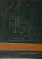 1948 Edition, McBride High School - Colonnade Yearbook (St Louis, MO)