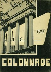 1955 Edition, McBride High School - Colonnade Yearbook (St Louis, MO)
