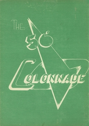 1956 Edition, McBride High School - Colonnade Yearbook (St Louis, MO)