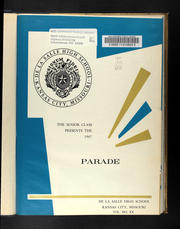 Page 5, 1967 Edition, De La Salle High School - Parade Yearbook (Kansas City, MO) online yearbook collection