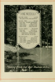 Page 10, 1924 Edition, University of North Carolina Greensboro - Pine Needles Yearbook (Greensboro, NC) online yearbook collection