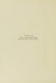 Page 6, 1924 Edition, University of North Carolina Greensboro - Pine Needles Yearbook (Greensboro, NC) online yearbook collection