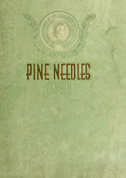 University of North Carolina Greensboro - Pine Needles Yearbook (Greensboro, NC) online yearbook collection, 1949 Edition, Page 1