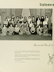 Page 126, 1950 Edition, University of North Carolina Greensboro - Pine Needles Yearbook (Greensboro, NC) online yearbook collection