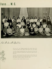 Page 129, 1950 Edition, University of North Carolina Greensboro - Pine Needles Yearbook (Greensboro, NC) online yearbook collection