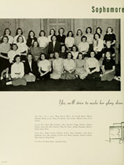 Page 130, 1950 Edition, University of North Carolina Greensboro - Pine Needles Yearbook (Greensboro, NC) online yearbook collection