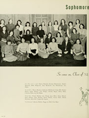 Page 132, 1950 Edition, University of North Carolina Greensboro - Pine Needles Yearbook (Greensboro, NC) online yearbook collection