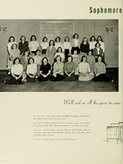 Page 136, 1950 Edition, University of North Carolina Greensboro - Pine Needles Yearbook (Greensboro, NC) online yearbook collection