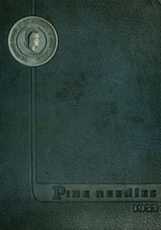 Page 1, 1953 Edition, University of North Carolina Greensboro - Pine Needles Yearbook (Greensboro, NC) online yearbook collection