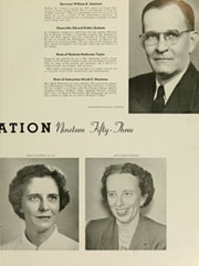 Page 15, 1953 Edition, University of North Carolina Greensboro - Pine Needles Yearbook (Greensboro, NC) online yearbook collection