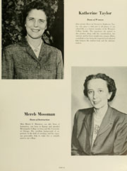 Page 25, 1955 Edition, University of North Carolina Greensboro - Pine Needles Yearbook (Greensboro, NC) online yearbook collection