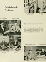 Page 26, 1955 Edition, University of North Carolina Greensboro - Pine Needles Yearbook (Greensboro, NC) online yearbook collection