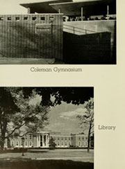 Page 10, 1957 Edition, University of North Carolina Greensboro - Pine Needles Yearbook (Greensboro, NC) online yearbook collection