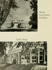 Page 12, 1957 Edition, University of North Carolina Greensboro - Pine Needles Yearbook (Greensboro, NC) online yearbook collection