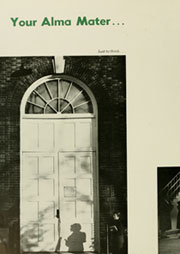 Page 10, 1958 Edition, University of North Carolina Greensboro - Pine Needles Yearbook (Greensboro, NC) online yearbook collection