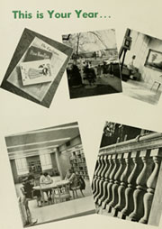 Page 6, 1958 Edition, University of North Carolina Greensboro - Pine Needles Yearbook (Greensboro, NC) online yearbook collection