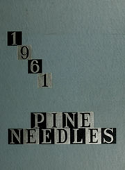 University of North Carolina Greensboro - Pine Needles Yearbook (Greensboro, NC) online yearbook collection, 1961 Edition, Page 1