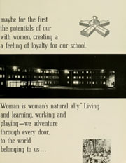 Page 7, 1961 Edition, University of North Carolina Greensboro - Pine Needles Yearbook (Greensboro, NC) online yearbook collection