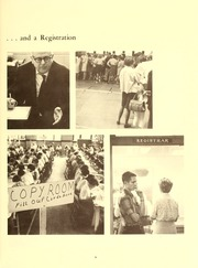 Page 13, 1967 Edition, University of North Carolina Greensboro - Pine Needles Yearbook (Greensboro, NC) online yearbook collection