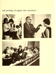 Page 15, 1967 Edition, University of North Carolina Greensboro - Pine Needles Yearbook (Greensboro, NC) online yearbook collection