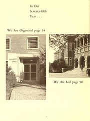 Page 8, 1967 Edition, University of North Carolina Greensboro - Pine Needles Yearbook (Greensboro, NC) online yearbook collection