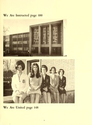 Page 9, 1967 Edition, University of North Carolina Greensboro - Pine Needles Yearbook (Greensboro, NC) online yearbook collection