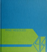 1969 Edition, University of North Carolina Greensboro - Pine Needles Yearbook (Greensboro, NC)
