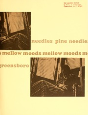 Page 3, 1977 Edition, University of North Carolina Greensboro - Pine Needles Yearbook (Greensboro, NC) online yearbook collection