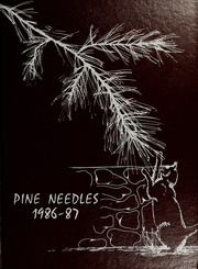 1987 Edition, University of North Carolina Greensboro - Pine Needles Yearbook (Greensboro, NC)