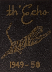 1950 Edition, Stoutland High School - Tiger Yearbook (Stoutland, MO)