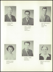 Page 11, 1953 Edition, Fordland High School - Eagle Yearbook (Fordland, MO) online yearbook collection