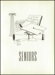 Page 15, 1953 Edition, Fordland High School - Eagle Yearbook (Fordland, MO) online yearbook collection