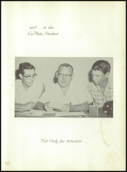 Page 11, 1957 Edition, La Plata High School - Atalpal Yearbook (La Plata, MO) online yearbook collection